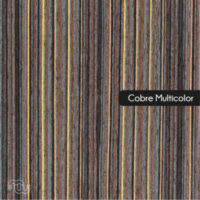cobre multicolor